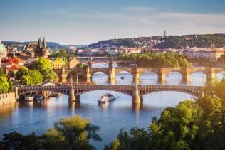 Viaggio a Praga: tour organizzato.