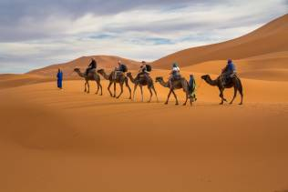 Tour in Marocco tra Marrakech e deserto del Sahara.