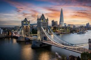 Viaggio organizzato a Londra.