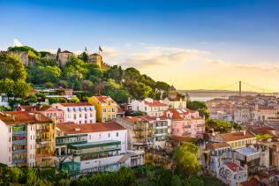 Viaggio organizzato a Lisbona e dintorni.