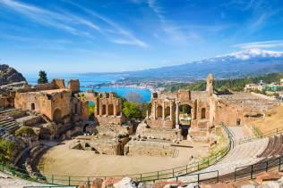Tour organizzato Sicilia Orientale