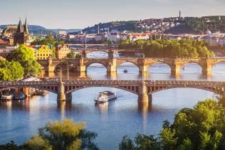 Le 15 cose che forse non sapete su Praga.