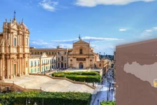 Le 5 perle Barocche della Sicilia: itineraio di viaggio.