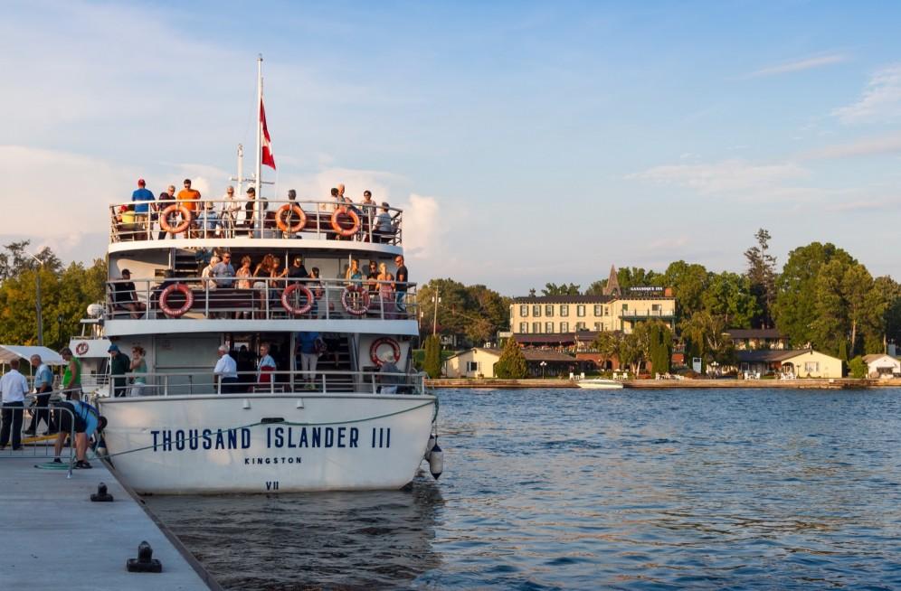 Viaggi organizzati in Canada - escursione 1000 isole