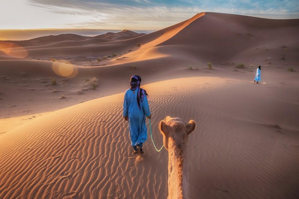 berberi dromedario deserto marocco tour organizzati