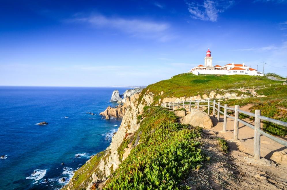 Viaggio organizzato a Lisbona e dintroni - Cabo de Roca