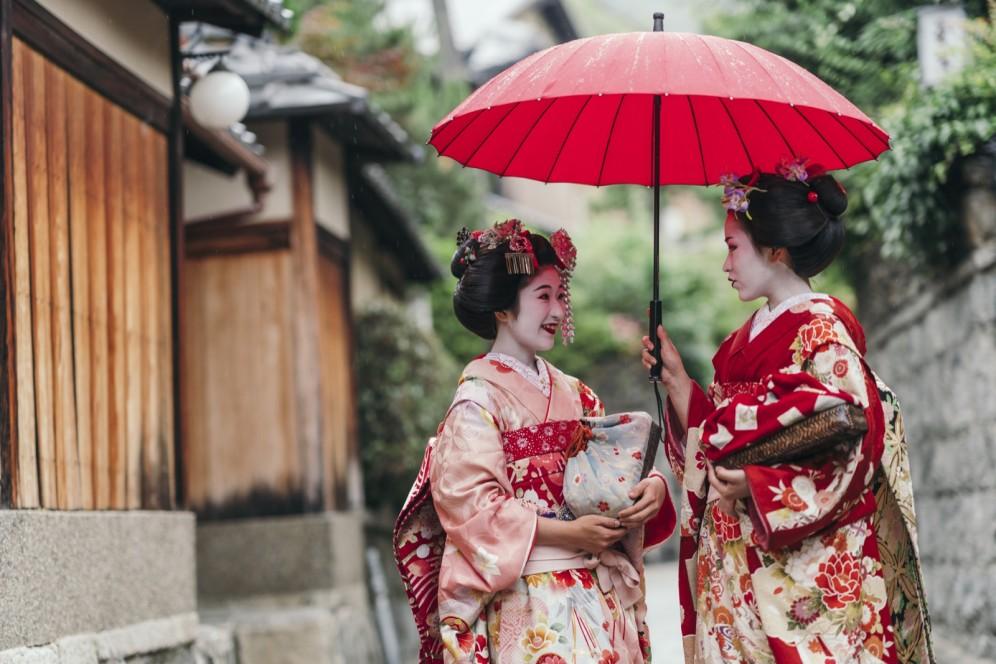 Viaggio di gruppo in Giappone - Kyoto, Gion