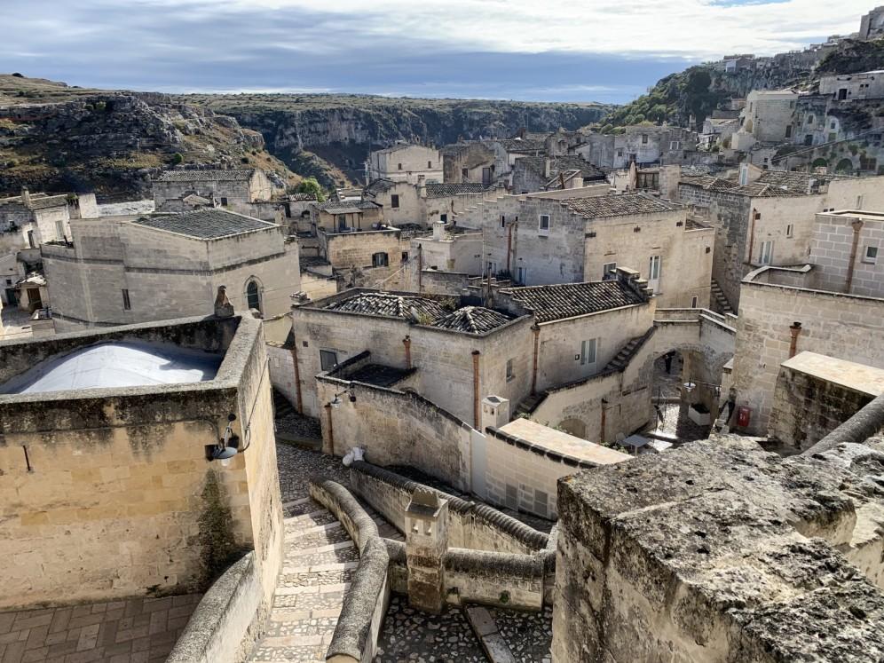 panorama da Matera
