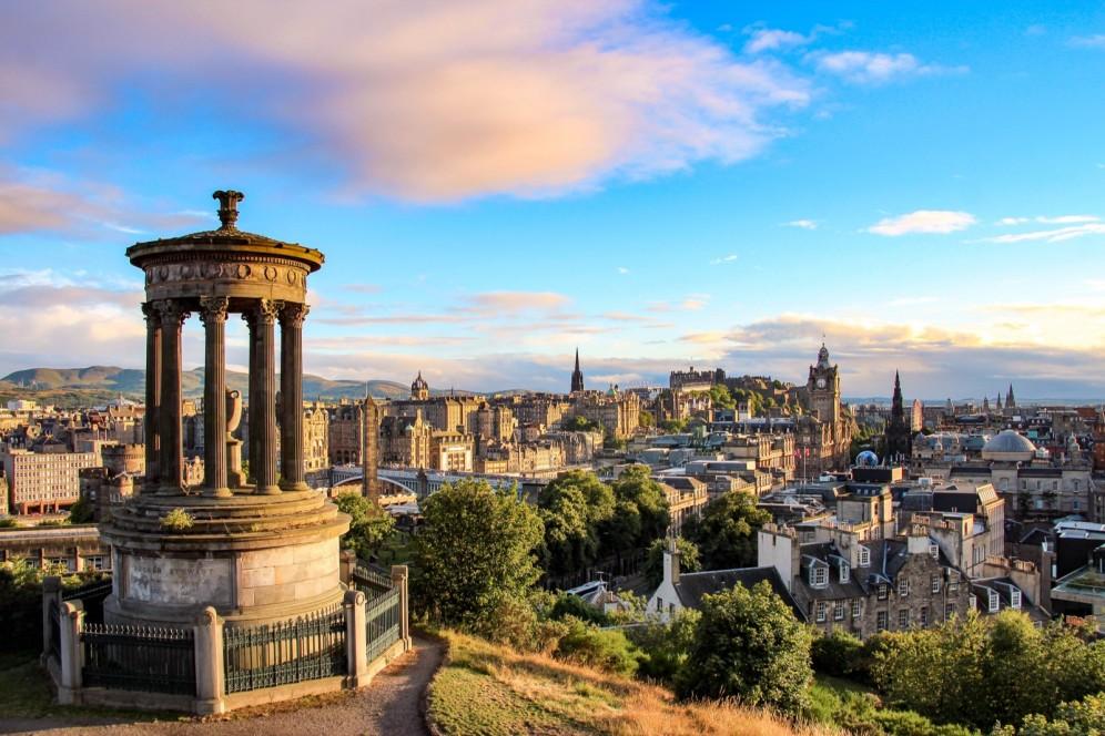 Viaggio organizzato in Scozia - Edimburgo