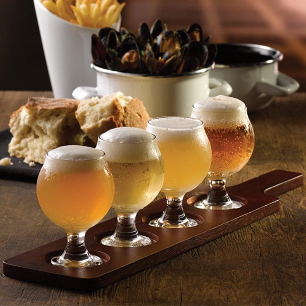 Degustazione birre belga