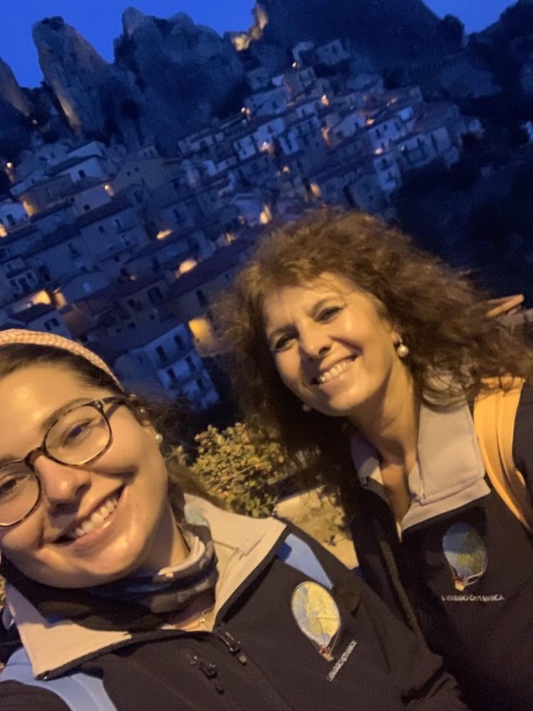 Francesca e Andreina