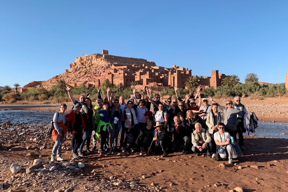 Gruppo Marocco 2019