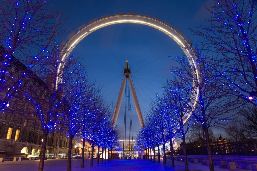 Viaggio organizzato a Londra - London Eye