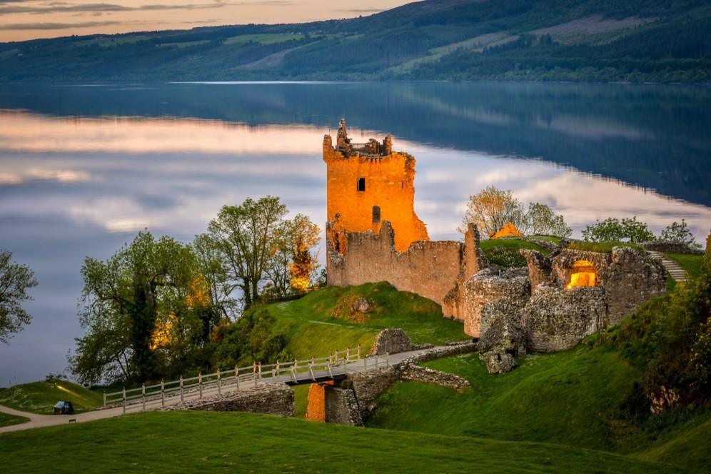 Viaggio organizzato in Scozia - Castelli