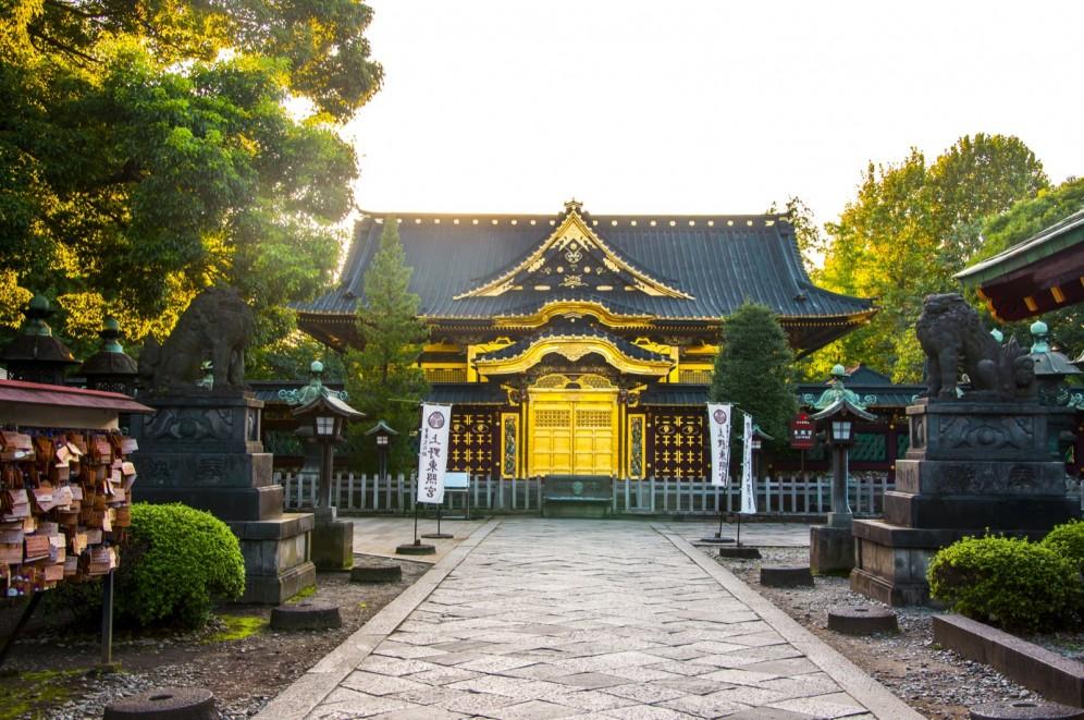Viaggio di gruppo in Giappone - Tempio