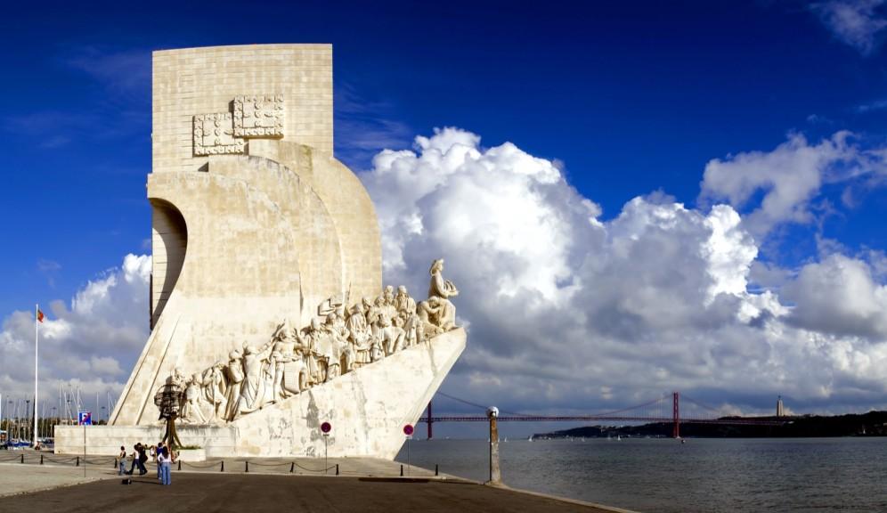 Viaggio di gruppo a Lisbona - Monumento dos Descobrimentos