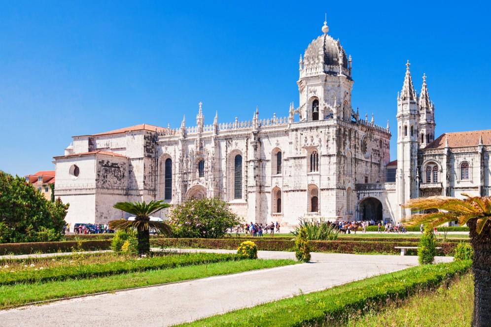 Viaggio organizzato a Lisbona - Ingresso al Moisteiro dos Jeronimos