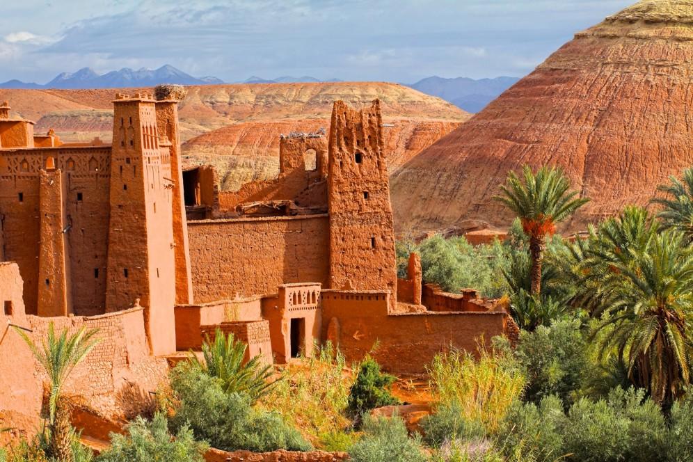 viaggi di gruppo in marocco Ait Benhaddou