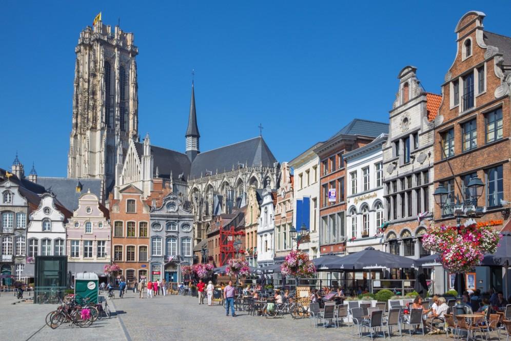 Viaggiogi gruppo in pullman nelle Fiandre