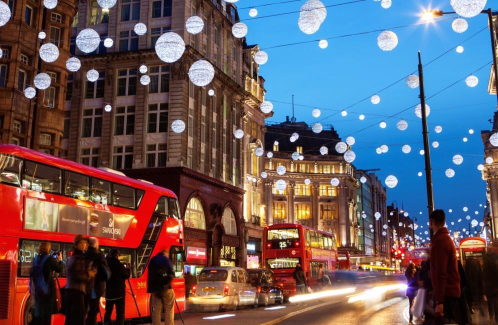 Viaggio organizzato a Londra - Oxford Street