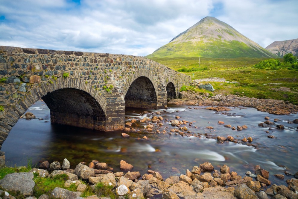 Magnifica Scozia