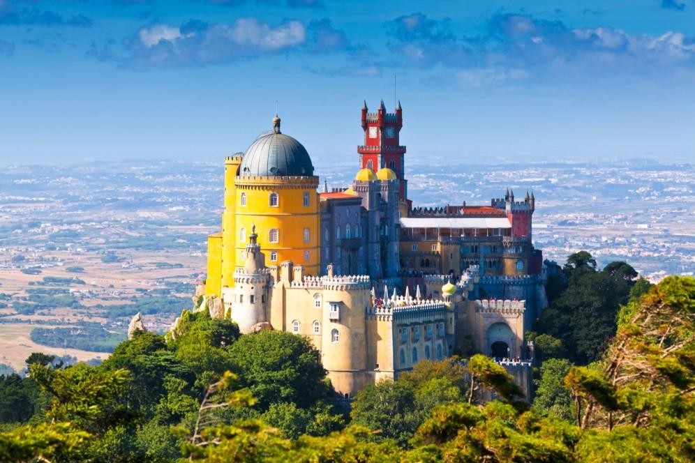 Viaggio organizzato a Lisbona e dintronti - Sintra