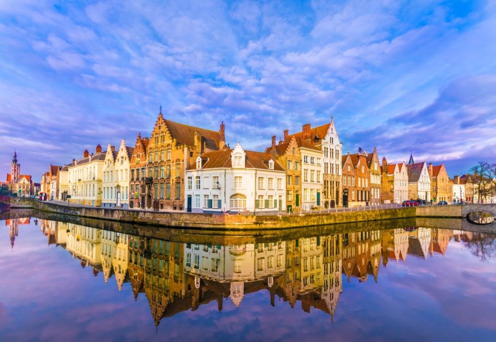 Viaggio di gruppo in pullman nelle Fiandre