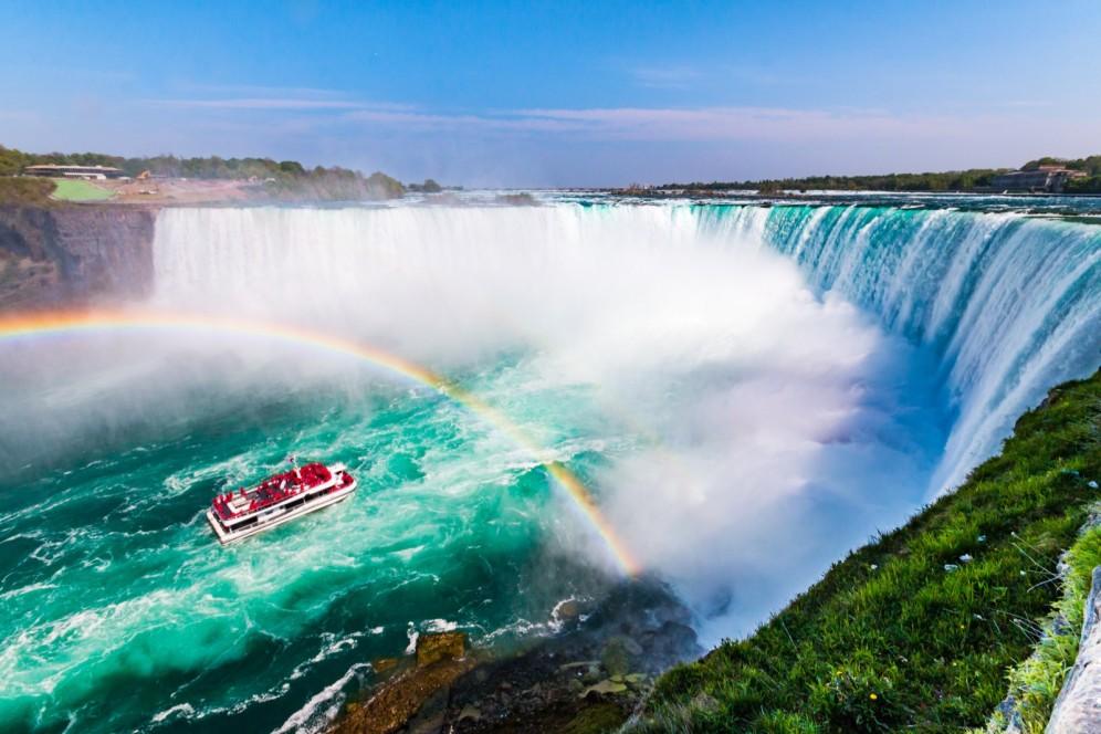 Viaggi organizzati Stati Uniti e Canada - Cascate del Niagara