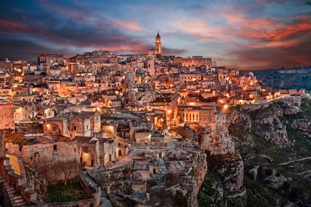 Viaggio organizzato a Matera e dintorni