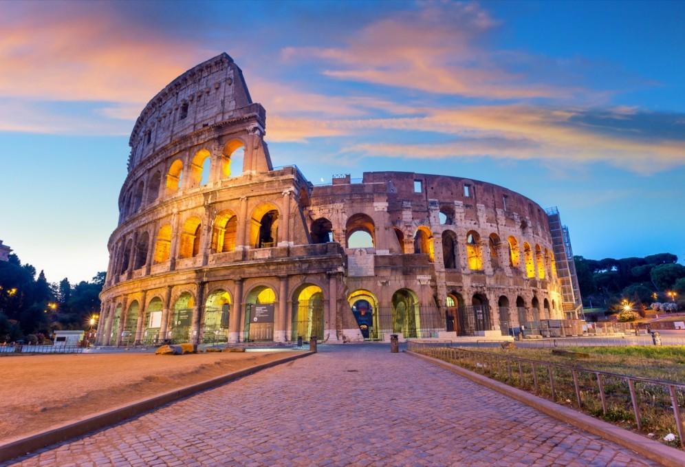 Ingresso incluso al Colosseo di Roma