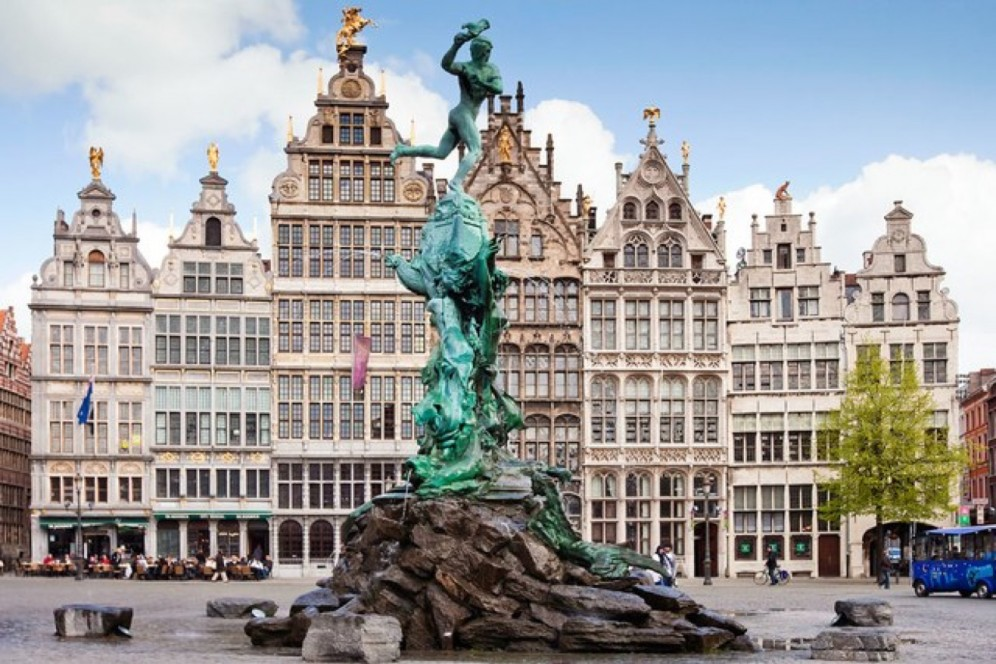 Viaggio organizzato in pullman nelle Fiandre - Anversa