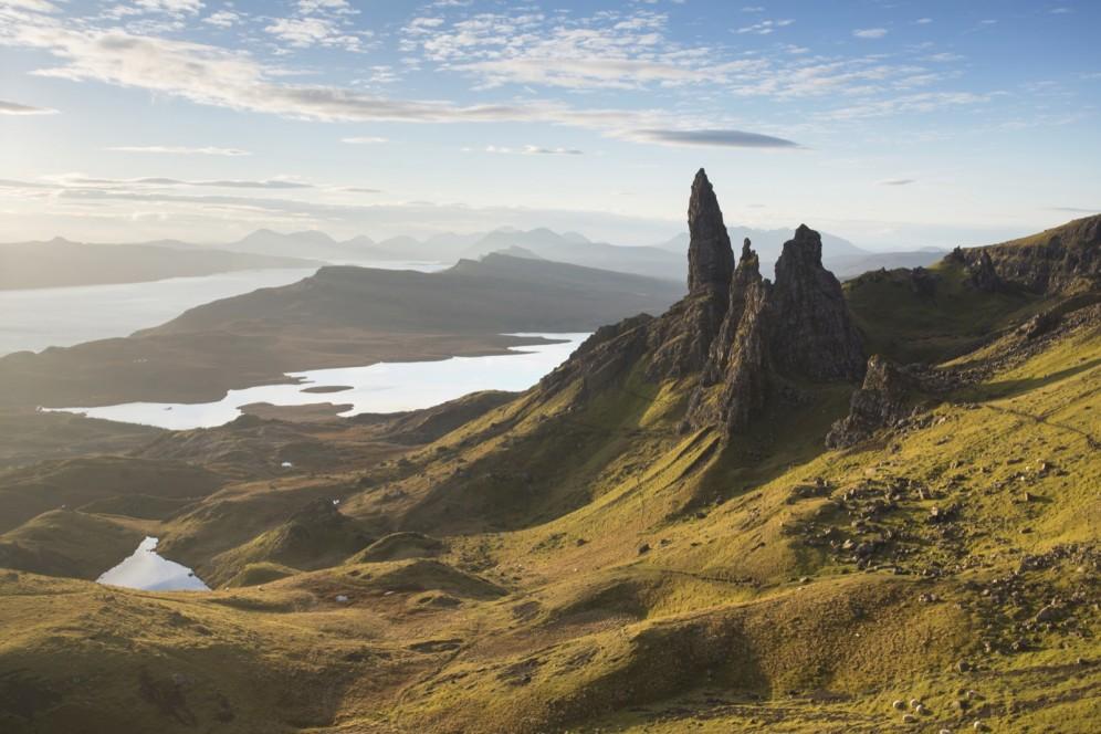 Meraviglie naturali in Scozia