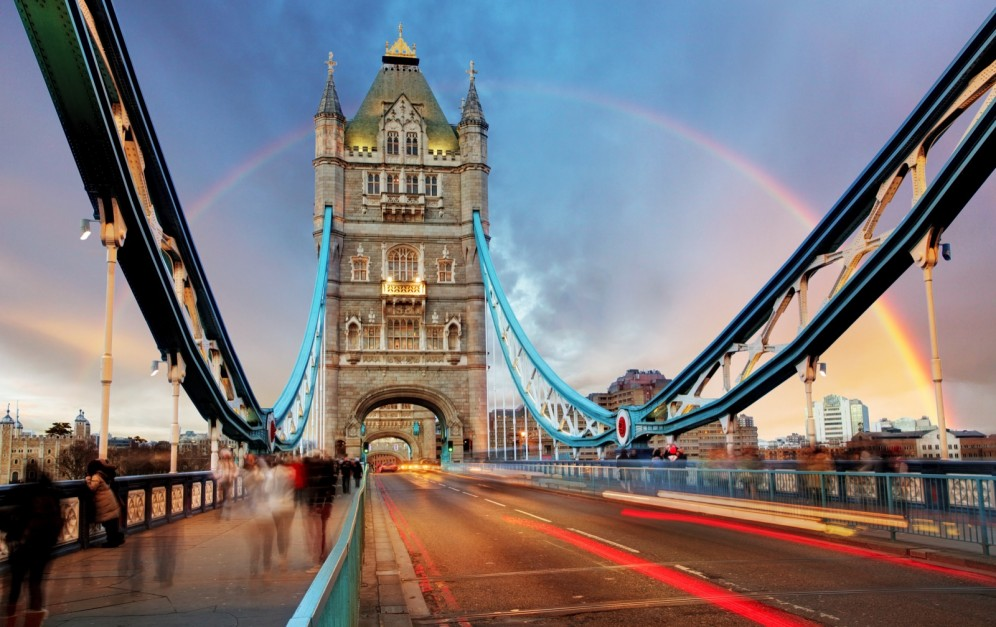 Viaggio organizzato a Londra - Tower Bridge