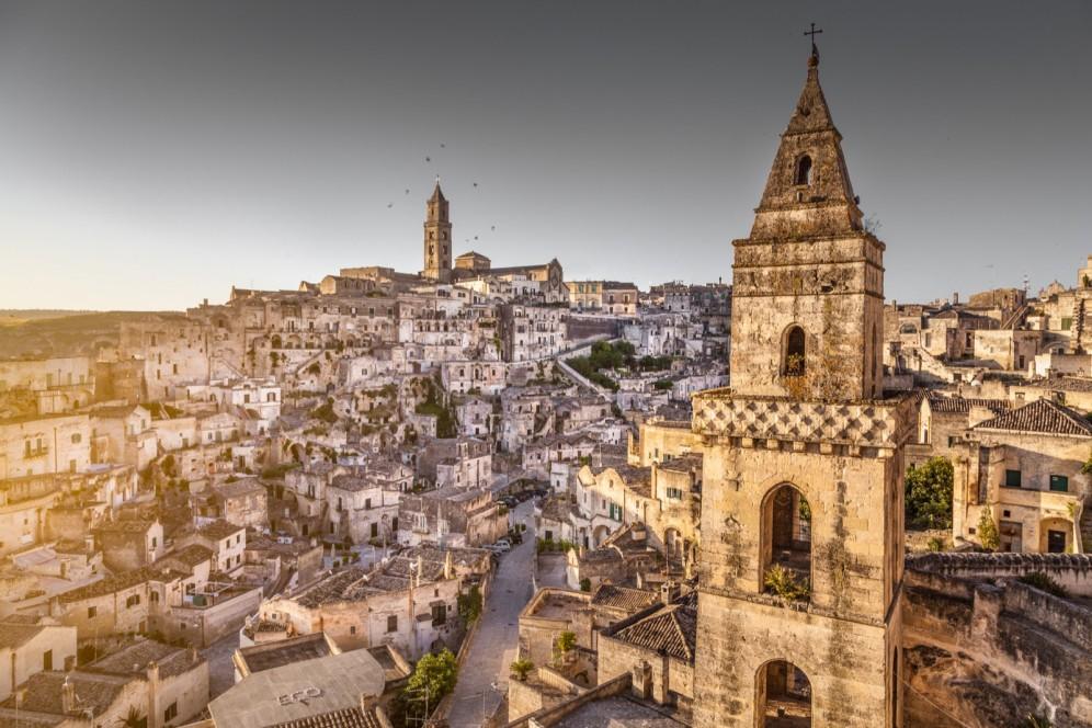 Viaggio di gruppo a Matera e dintorni
