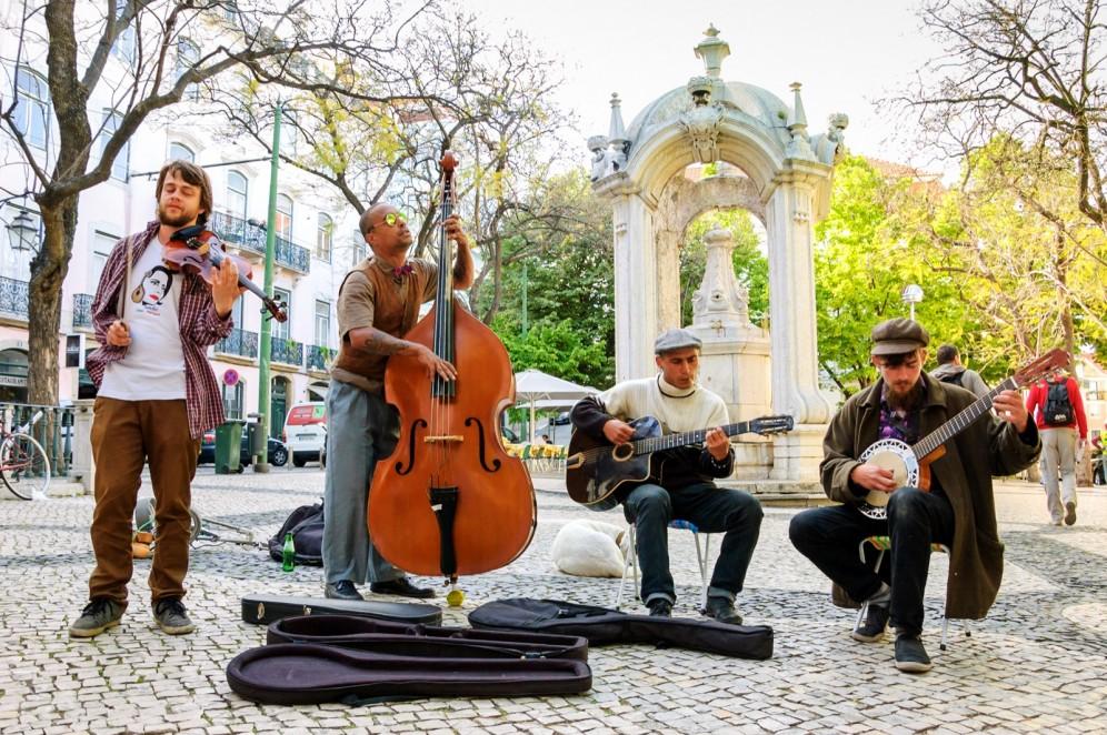 Viaggio di gruppo a Lisbona