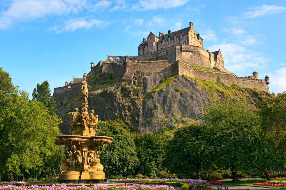 Viaggio di gruppo in Scozia