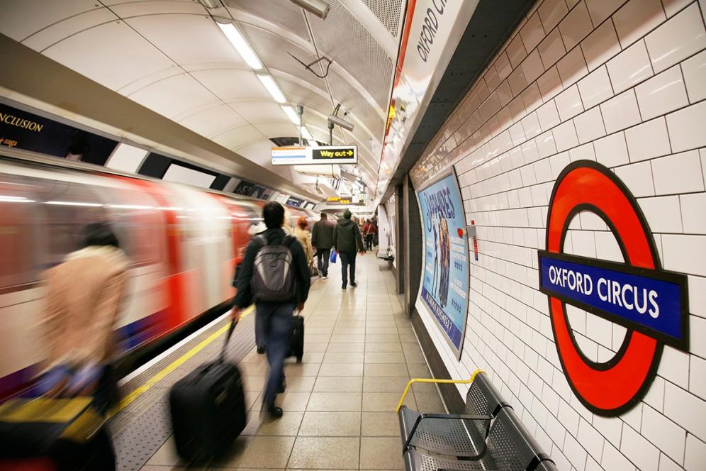 Viaggio organizzato a Londra - Underground