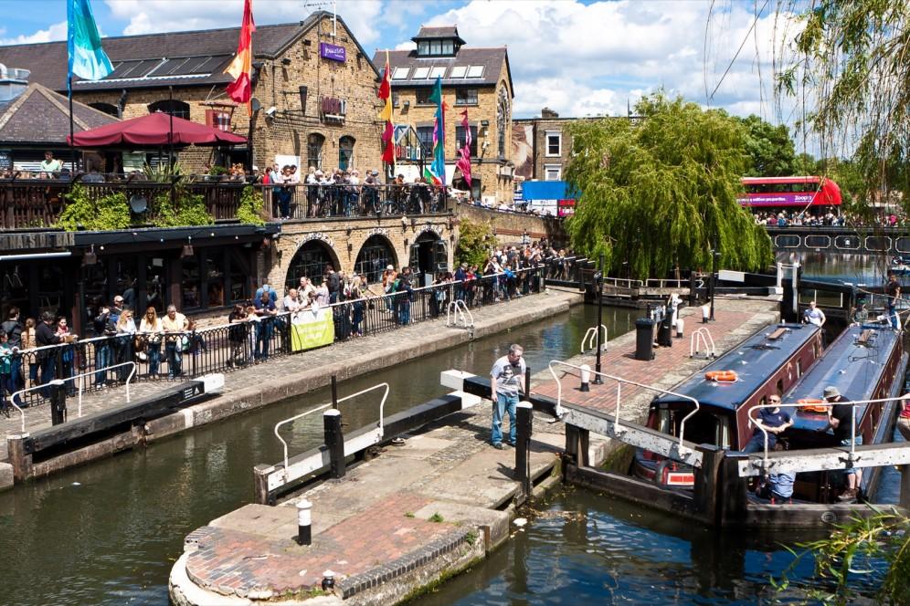 Viaggio organizzato a Londra - Camden Town