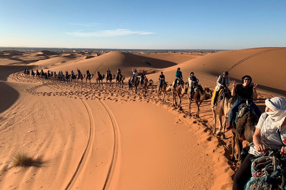 Verso il deserto