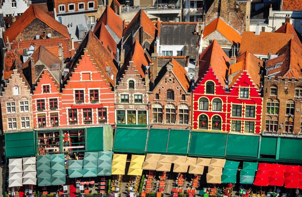 Viaggio organizzato in pullman nelle Fiandre - Bruges