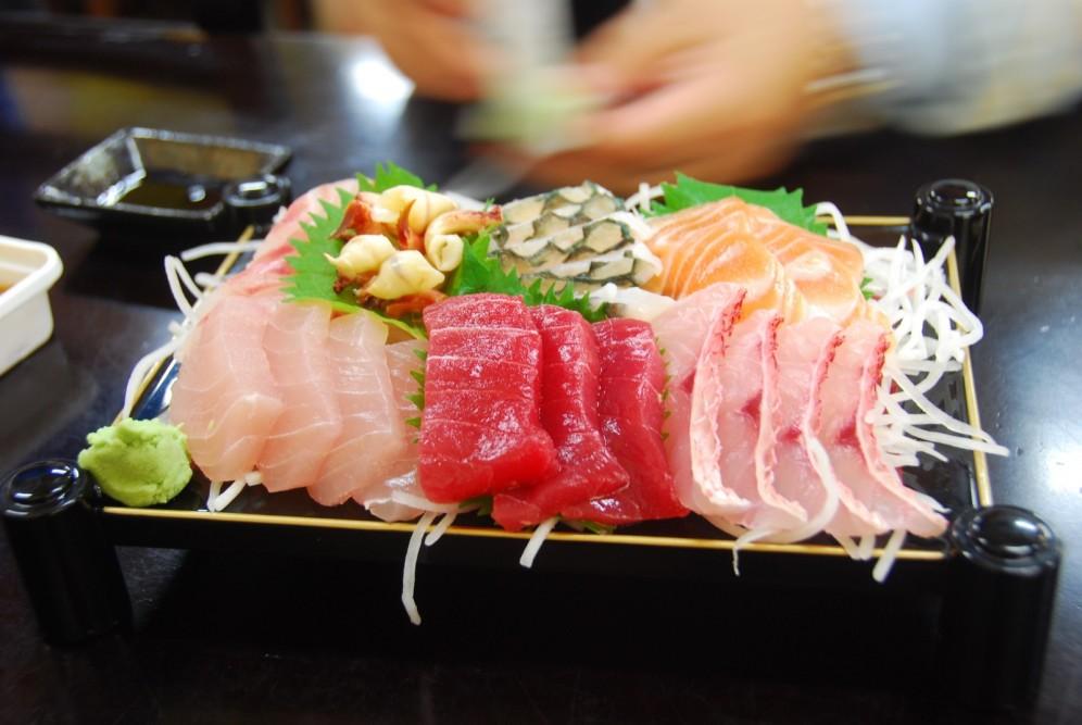 Viaggio organizzato in Giappone - Sushi