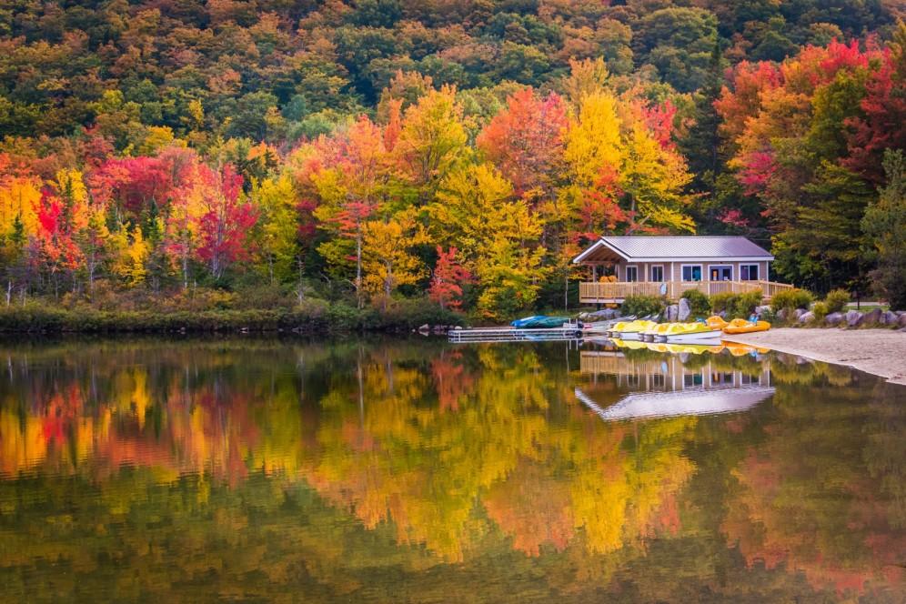 Viaggi organizzati Stati Uniti e Canada -Quebec National Park
