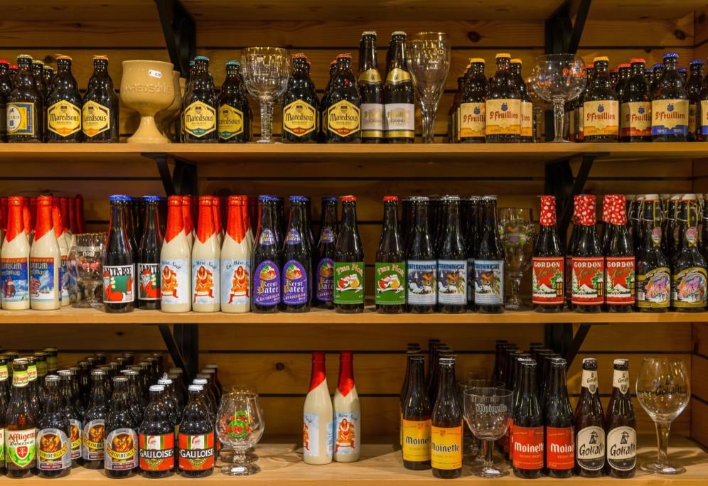Tipiche birrerie belga