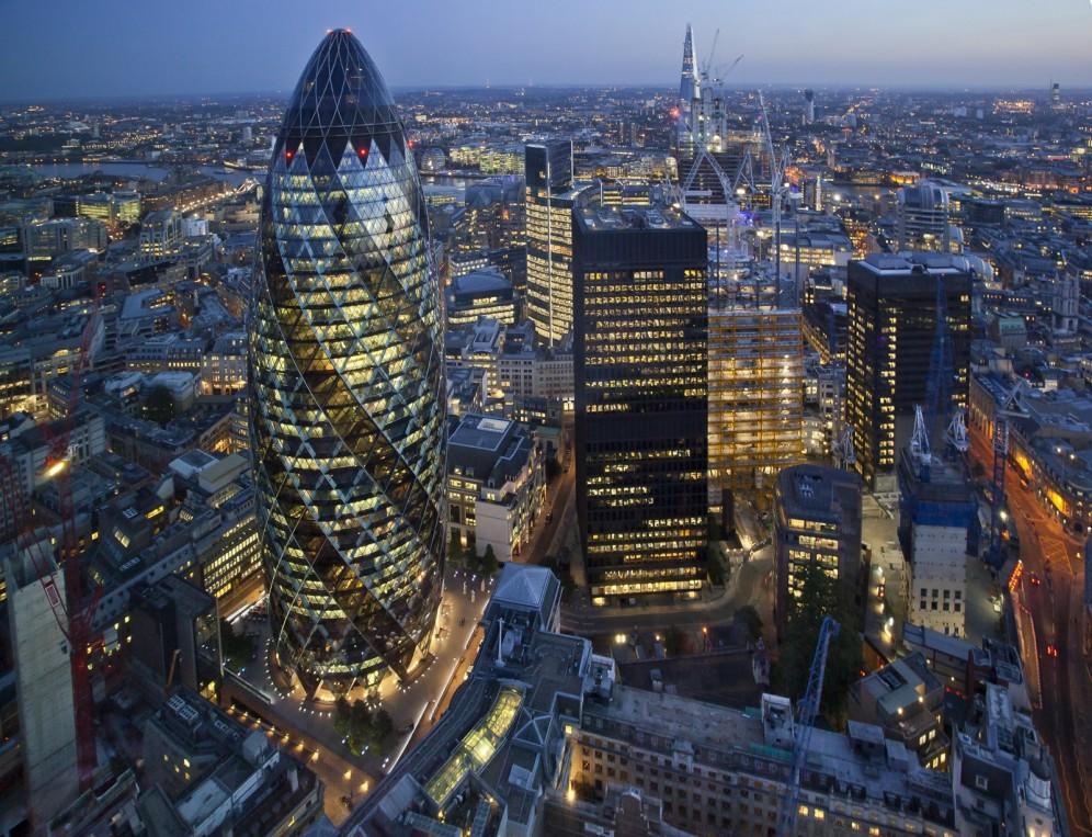 Viaggio organizzato a Londra - Cucumber