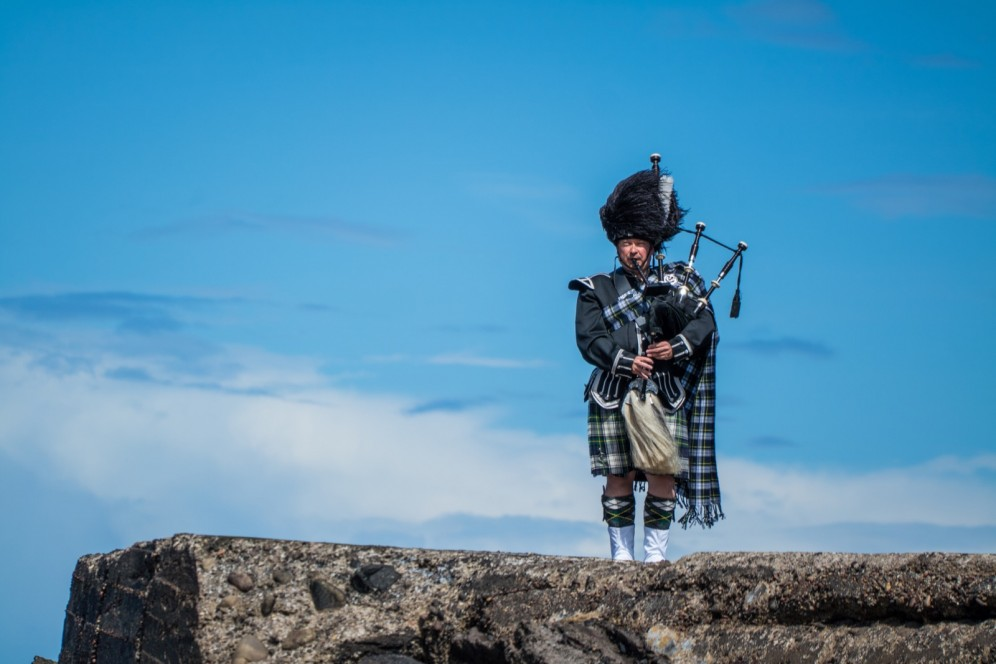 Viaggio organizzato in Scozia