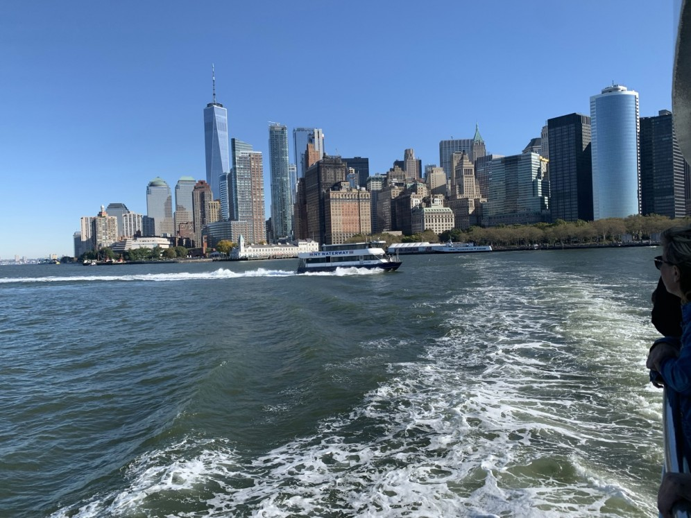 Viaggio organizzato a New York