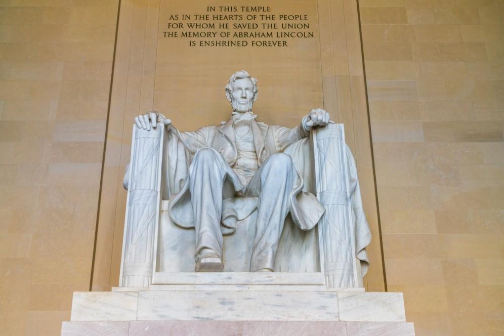 Viaggi organizzati Stati Uniti e Canada -Lincoln Memorial