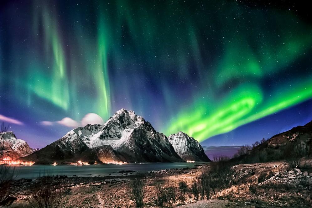 Magia artica: osserva con noi l'aurora boreale