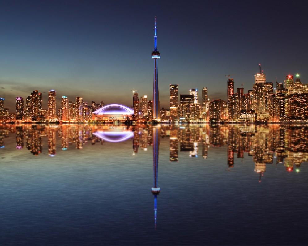 Viaggi organizzati Stati Uniti e Canada - Toronto by night