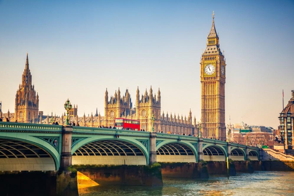 Viaggio organizzato a Londra - Houses of Parlament